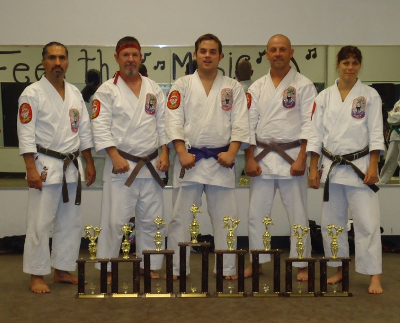 Karate classes for all in Denton